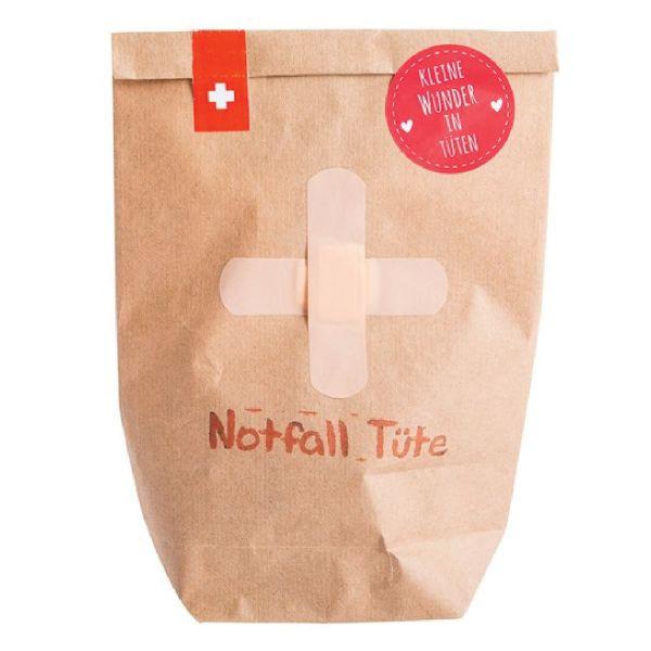 Notfall-Tüte