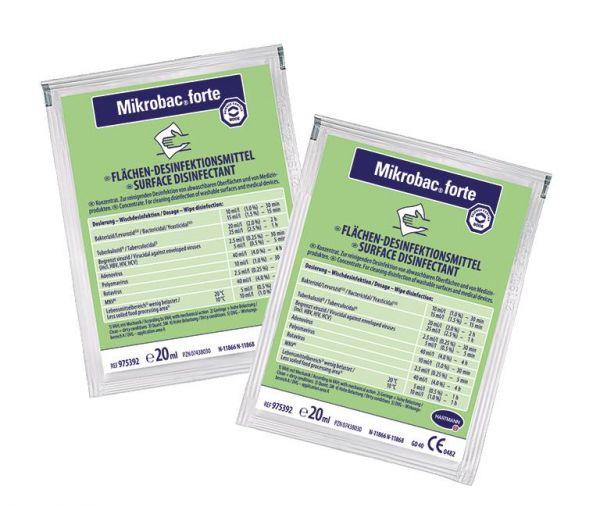 Mikrobac® forte - Dosierbeutel (20 ml)