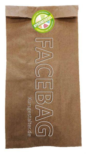 100 FaceBAG für HLW-Gesichtsmasken