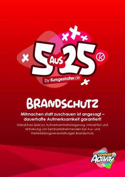 SeminarActivity - 5aus25 (Brandschutz)