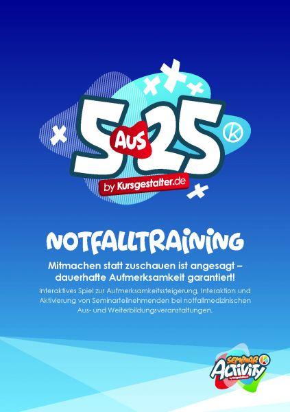 SeminarActivity - 5aus25 (Notfalltraining)