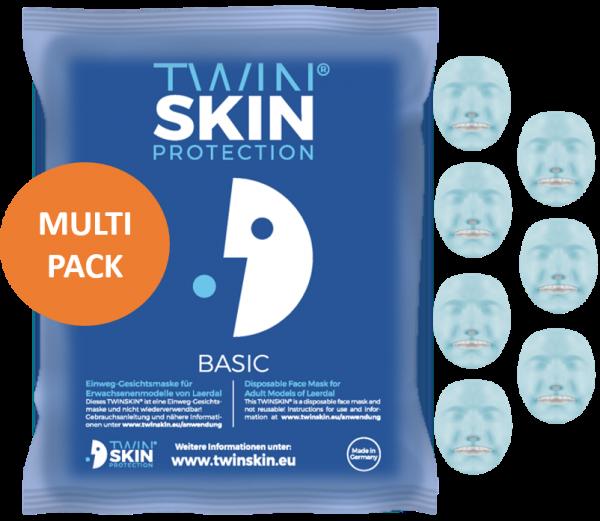 7 TWINSKIN® Basic für Laerdal (Multi-Verpackung)
