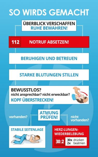 Ersthelfer-Card