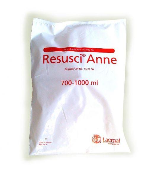 24 Luftwege für Laerdal Resusci Anne (QCPR)