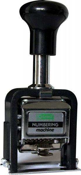 Nummern-Stempel - Pagnierstempel