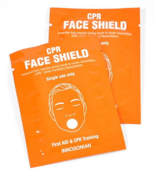 CPR FaceShield