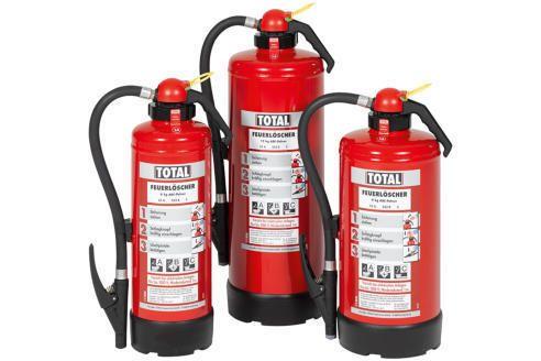 3 Übungsfeuerlöscher Wasser