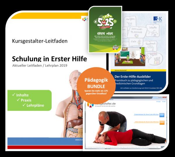 Erste Hilfe Pädagogik-Bundle