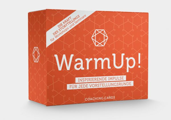 WarmUp - Impulse für jede Vorstellungsrunde